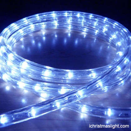 Wholesale decorative white LED rope lights