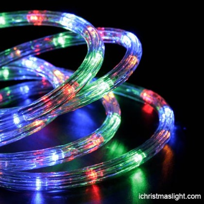 Wholesale LED programmable RGB rope lights