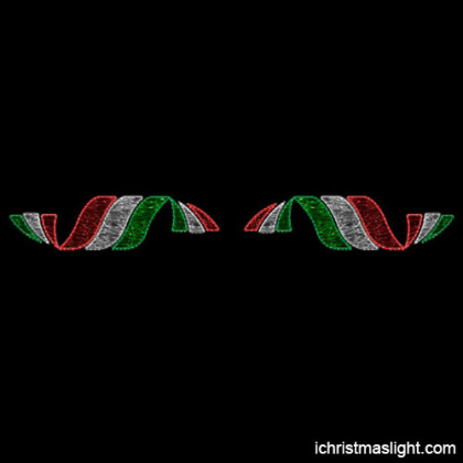 UAE national day decorative light outdoor