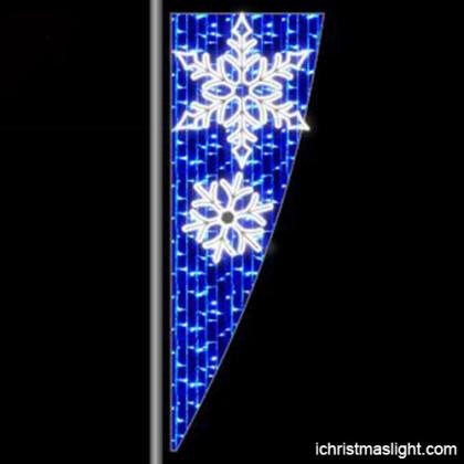 LED motif christmas light street decoration