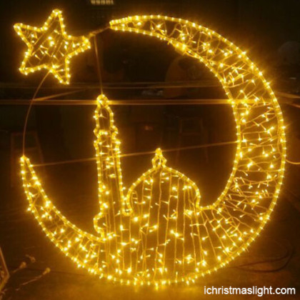 LED Ramadan decorations light supplier