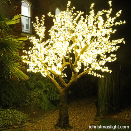 Garden decorative cherry tree lights supplier