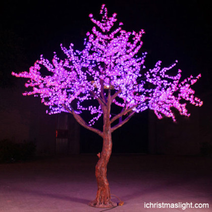 Artificial cherry blossom tree manufacturer