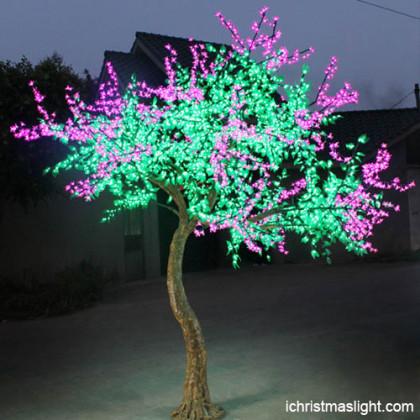 LED japanese cherry blossom tree light