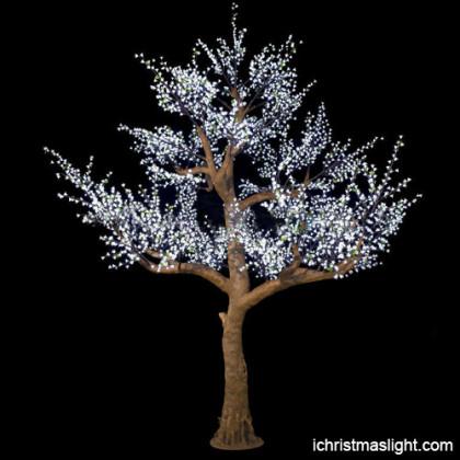 LED cherry trees indoor wedding decoration