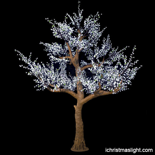 led cherry trees indoor wedding decoration ichristmaslight. Black Bedroom Furniture Sets. Home Design Ideas