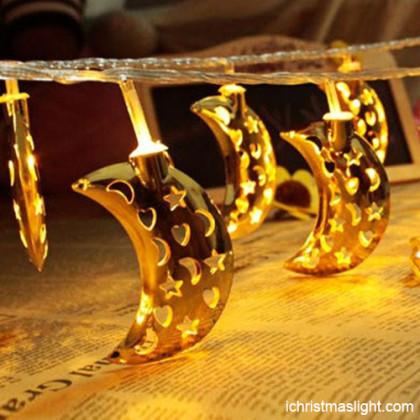 Ramadan decoration ideas moon string light