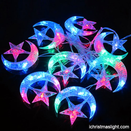 Eid decoration string light made in China