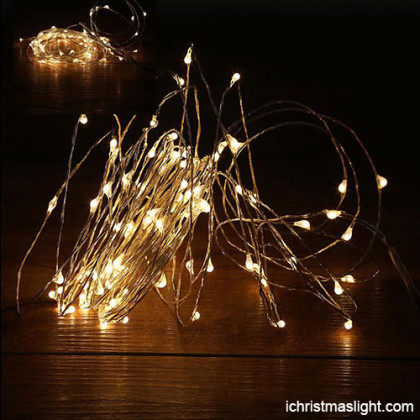 LED fairy copper string lights manufacturer