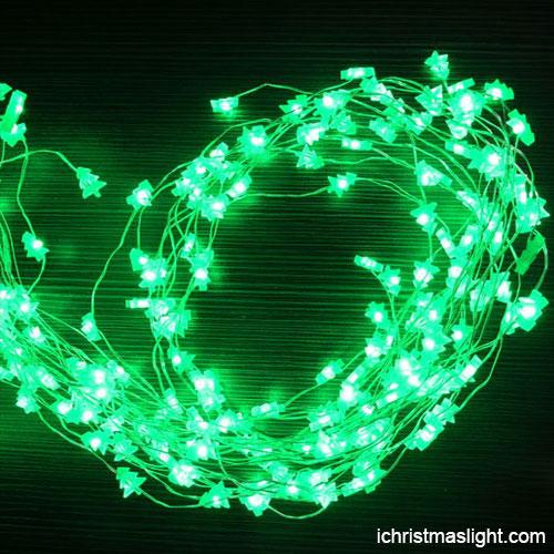 green christmas tree shape lights sale online ichristmaslight. Black Bedroom Furniture Sets. Home Design Ideas