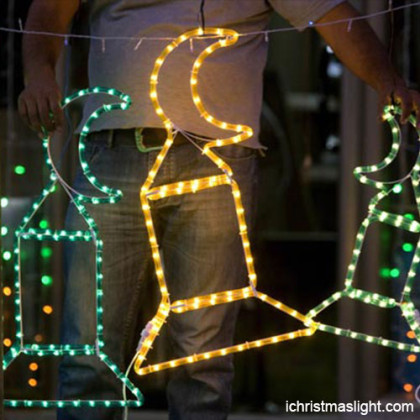 Ramadan lantern LED lighted holiday decoration