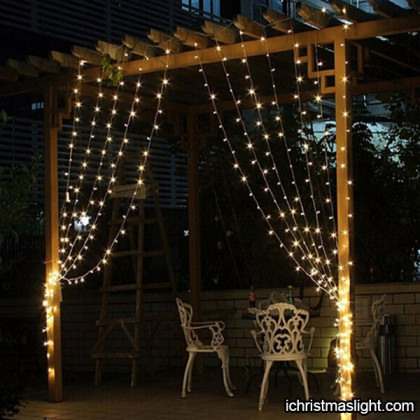 Party lights outdoor christmas light ideas