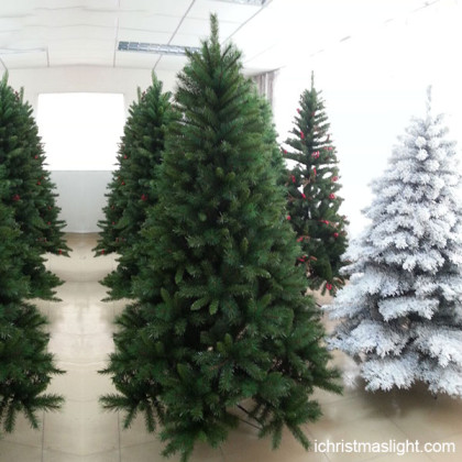 Christmas home decor artificial xmas trees