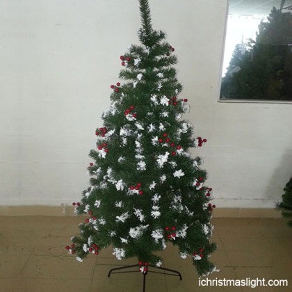 Artificial decorated christmas trees for sale