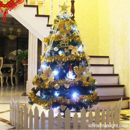 Indoor LED xmas trees made in China