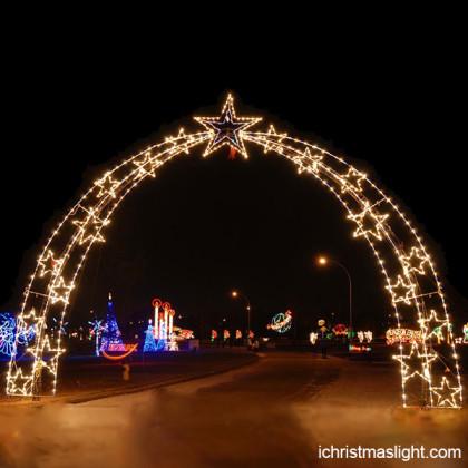 Big outdoor street christmas decor for sale