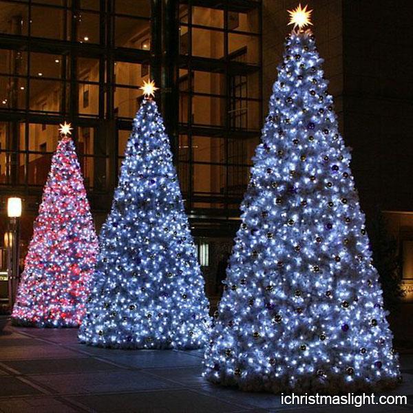 Big commercial wholesale Christmas trees - Big Commercial Wholesale Christmas Trees IChristmasLight