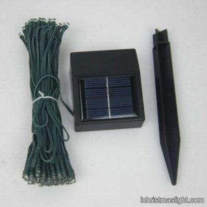 Solar garden lights holiday solar string lights