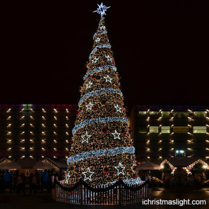 Retro christmas tree manufacturer in China