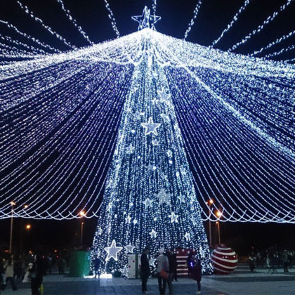 Unique artificial christmas trees supplier