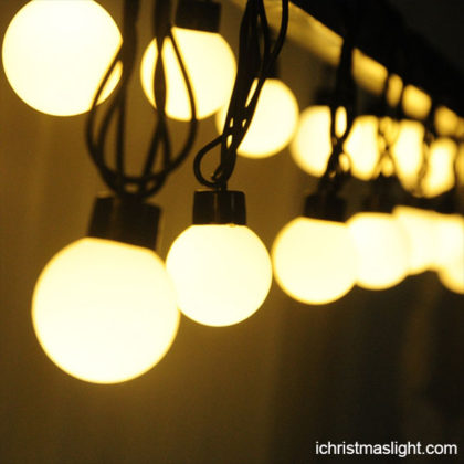 Wholesale decorative LED patio string lights