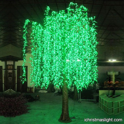 Outdoor Lighted Willow Tree Manufacturer