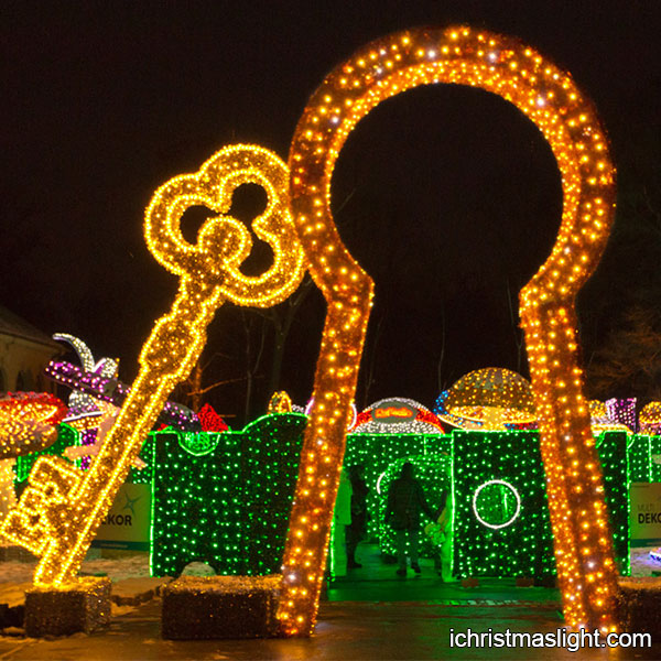 Large Outdoor Christmas Lights Wholesale Ichristmaslight